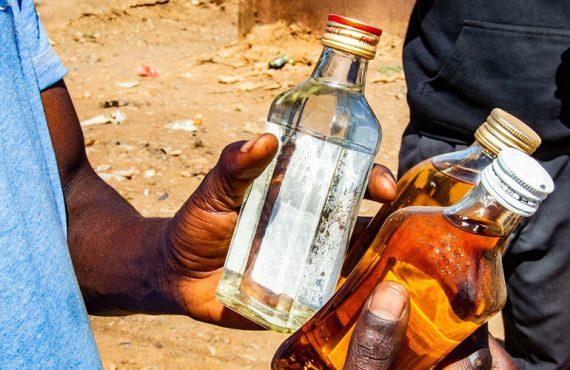 Illicit Alcohol Spirits - Kachasu - Junta - Tujilijili